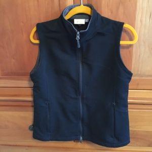 Women's Ibex Black Vest for sale